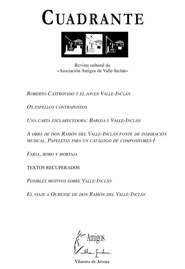 Revista Cuadrante Nº 12