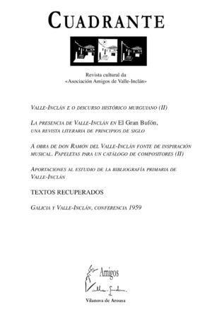 Revista Cuadrante Nº 14