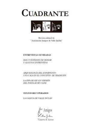Revista Cuadrante Nº 20
