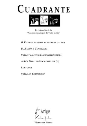 Revista Cuadrante Nº 8