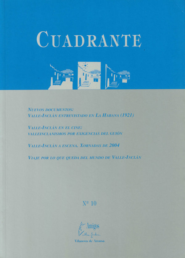 Portada Revista Cuadrante 10