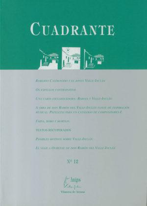 Portada Revista Cuadrante 12