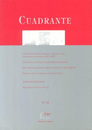 Portada Revista Cuadrante 13
