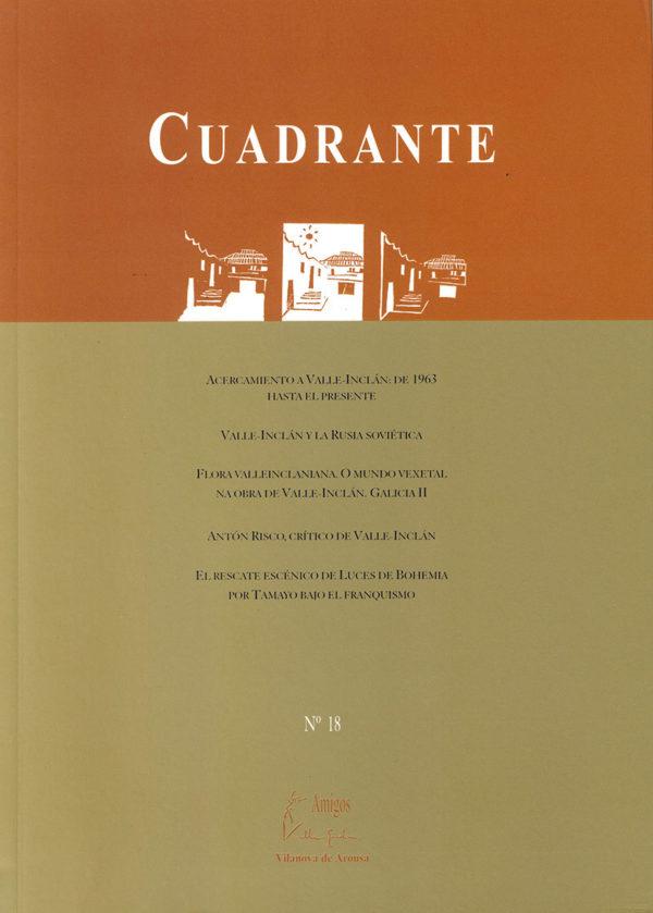 Portada Revista Cuadrante 18