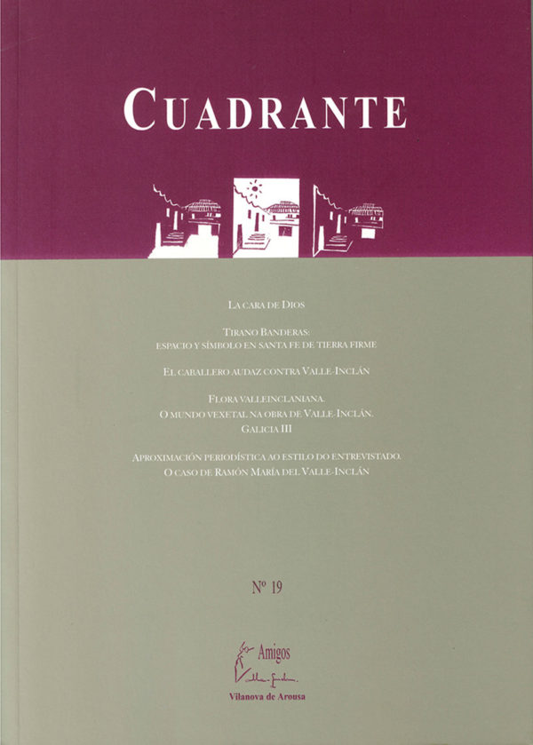 Portada Revista Cuadrante 19