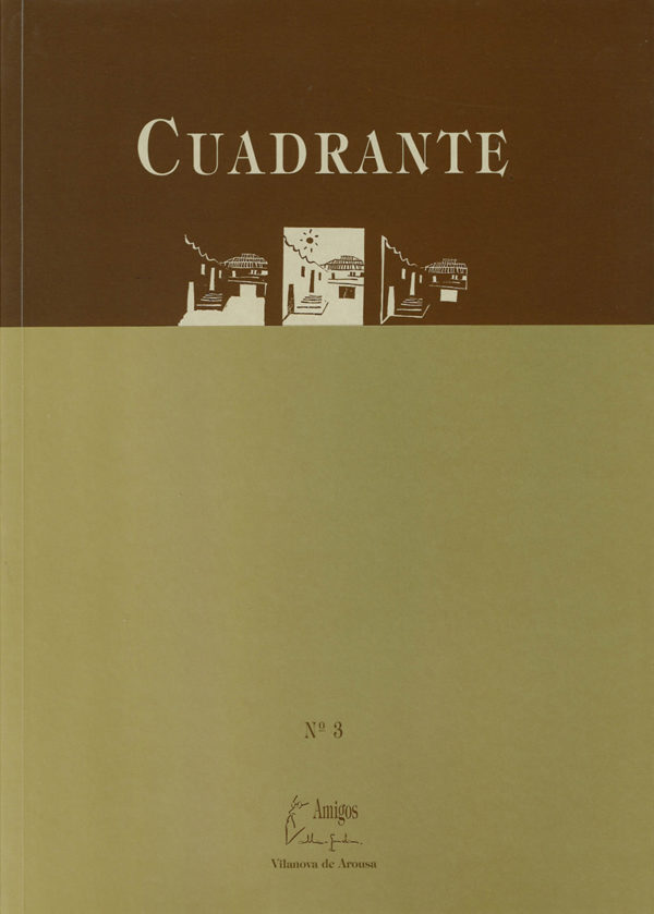 Portada Revista Cuadrante 3