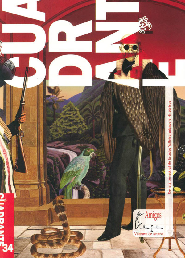 Portada Revista Cuadrante 34