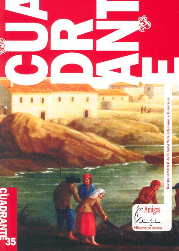 Portada Revista Cuadrante 35